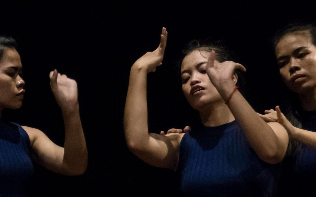 The Brave Women in the New Cambodian Artists